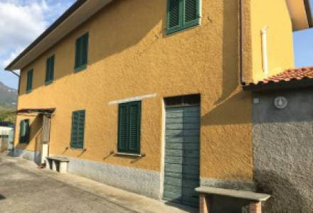 Pietrasanta Campaign: Great Cottage with ample terrain
